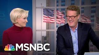 Joe Scarborough Reads Mean Tweets From Viewers | Morning Joe | MSNBC