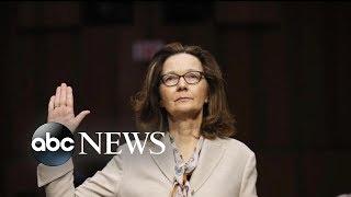 Trump CIA pick tells lawmakers: