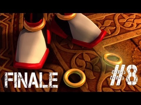 Sonic The Hedgehog (2006) - Shadows Story FINALE - Part 8 -...