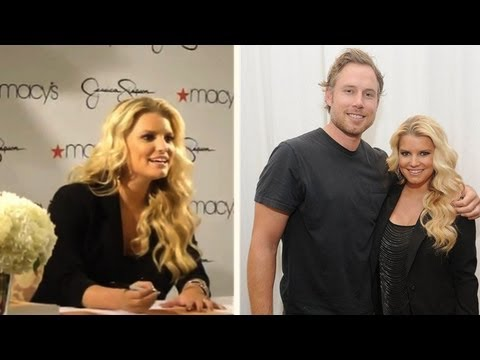 Jessica Simpson And Eric Johnson Step Out Amid Pregnancy and Wedding Postponement Rumors