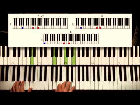 How to play: Stay With Me - Sam Smith. ORIGINAL Piano lesson. Tutorial by Piano Couture