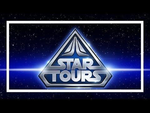 Star Wars Disney World Ride New Ride at Disney World