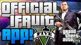 "GTA 5: Official ""iFruit"" App Revealed! Free for everyone! :: ""GTA V"" ""GTA 5"""