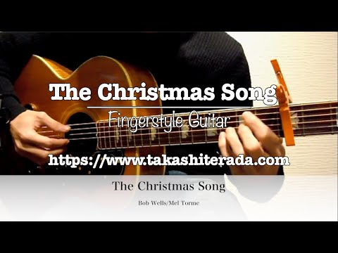 Mel Torme - The Christmas Song Fingerstyle