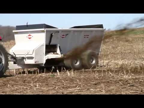 Kuhn Knight SLC 100 Series ProTwin® Slinger® Commercial Spreaders Product Reveal