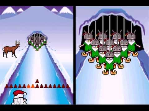 Elf Bowling 1 & 2 - RetroGameNinja Plays: Elf Bowling 1 and 2 (GBA) - User video