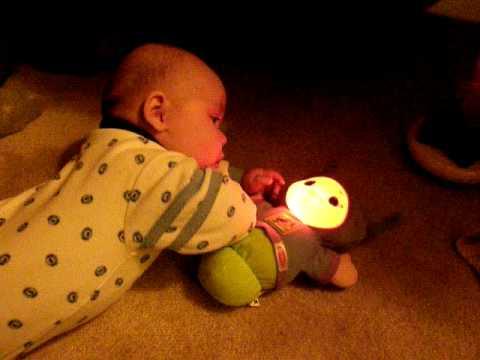 Glow Worm Toy Glowing ...