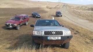 Off Road & Expedition Club Lagodekhi 6 თვის შემდეგ