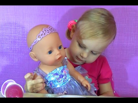 Новая кукла Беби Борн Фея New doll Baby Born Fairy