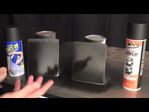 Armor All Custom Shield vs Plasti Dip - a Comparison of Removable Coatings