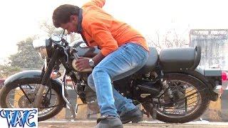 मोटर साइकिल के टुटल बा चैनवा || Tut Gail Nathuniya || Pramod Premi || Bhojpuri Songs 2016 new