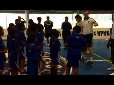 Chelsea FC Coaching Clinic 2013 in KL 1