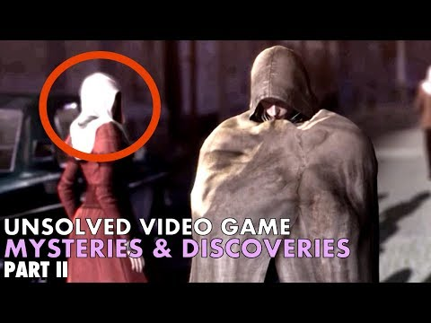 10 Strangest Unsolved Video Game Discoveries - Part II