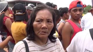 Kilas7 TV Batam - Warga Tolak Gusur, Penertiban Ruli di Kampung Harapan Rusuh