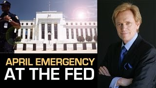 The April Emergency The Fed Doesn't Want You To Know About - Mike Maloney