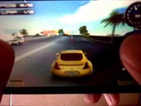 Smartfren Andromax C Gaming Review ( Asphalt 5 )