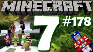 MINECRAFT SEASON 7 # 178 - Die Wüste wird gesprengt «» Let's Play Minecraft Together | HD