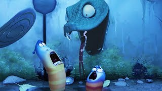 LARVA - PYTHON | Cartoon Movie | Cartoons For Children | Larva Cartoon | LARVA Official  from Larva TUBA