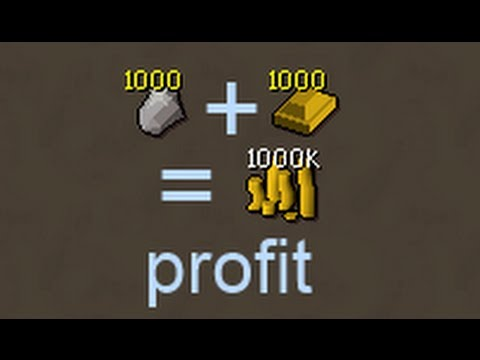 Skilling in 07 is profitable :0