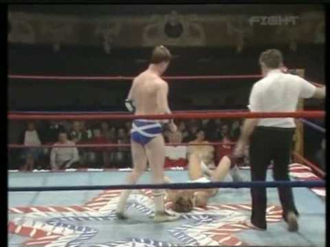 World Of Sport - Kid McCoy vs Ian McGregor pt.2 Video