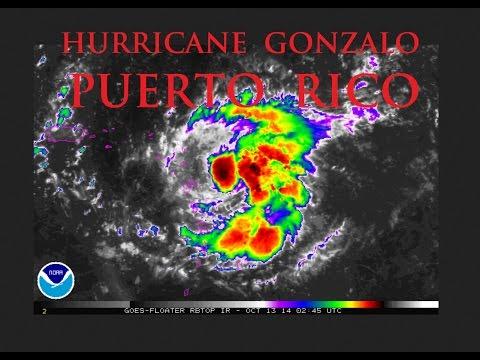 10/12/2014 -- Hurricane