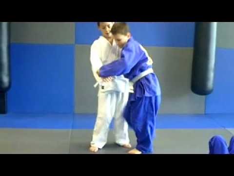 kid's judo throws Image 1