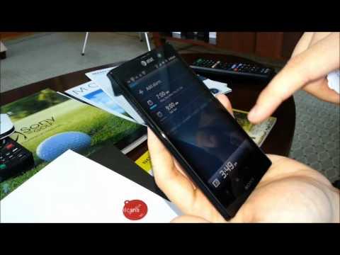 Como funcionan los Xperia SmartTags con NFC de Sony