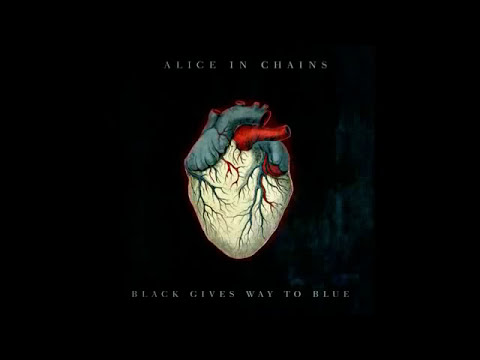 Alice In Chains - Black Gives Way To Blue (Full Album)