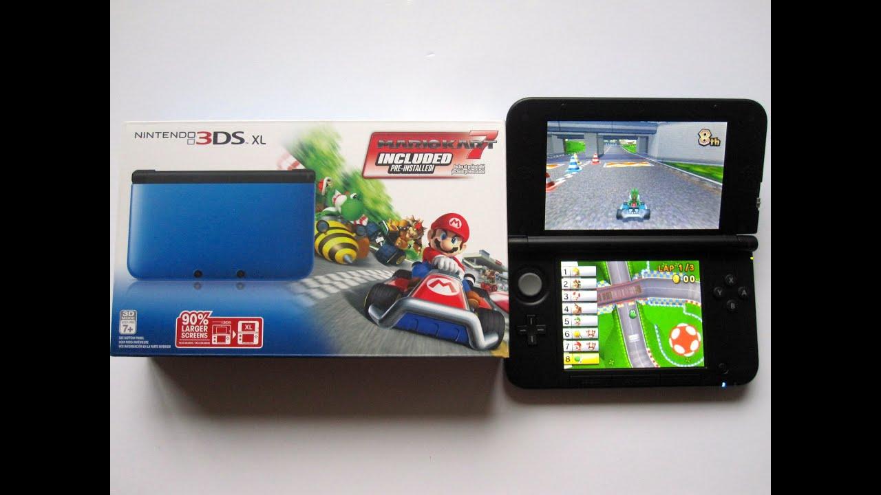 Juegos Mario 3ds Nintendo 3ds xl Bundle Mario