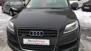 Audi Q7 2006 21 січня 2019 р.