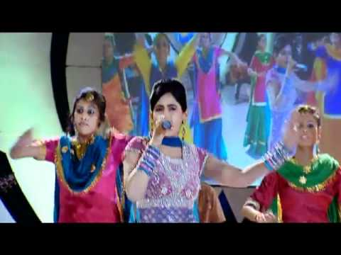 Taaj Mahal Miss Pooja - Brand New Punjabi Song.flv video