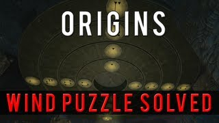 Game | Origins How to Solve the Wind Staff Puzzle Black Ops 2 Zombies | Origins How to Solve the Wind Staff Puzzle Black Ops 2 Zombies