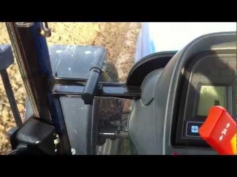 NEW HOLLAND TM 175 + aratri MORO 4vomeri
