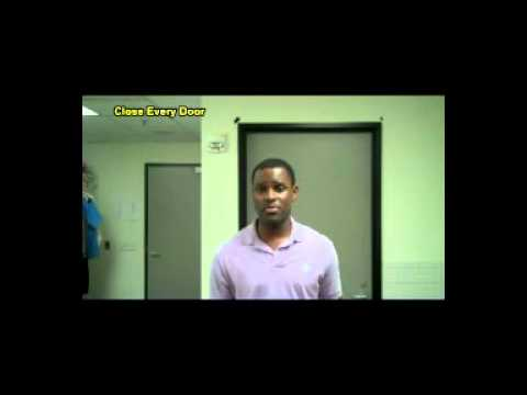 Audition video for Joseph