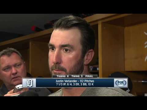 Tigers LIVE pregame 5.18.16: Justin Verlander