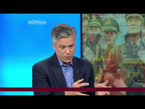 Jon Huntsman Discusses the Effects of China's Latest Leadership Change (Part 2)