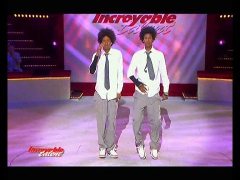 Incroyable Talent #3 : Les Twins Music Videos