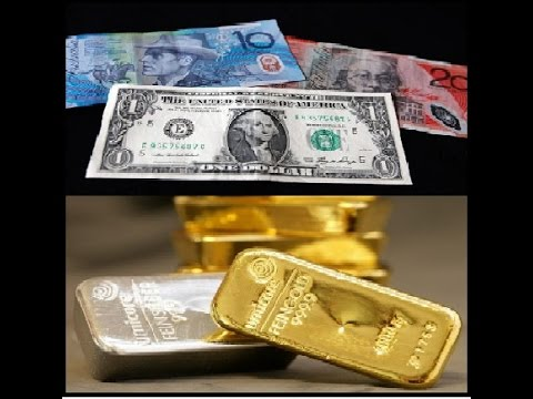 Market Update - Silver - Gold - US And Aussie Dollar