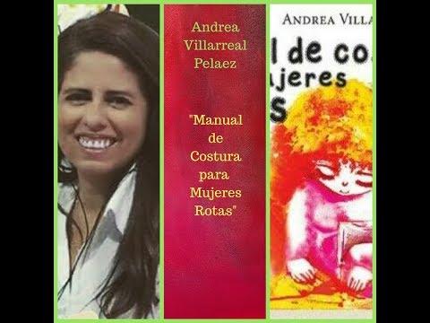 Entrevista a la Escritora Andrea Villarreal Pelaez thumbnail