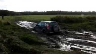 Suzuki Grand Vitara New off road
