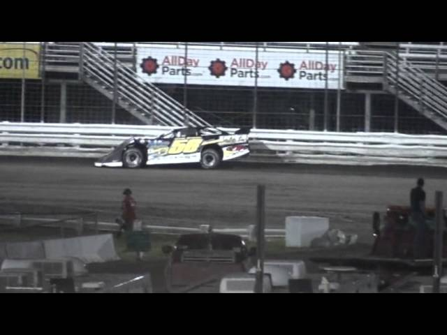 2013 Knoxville Lucas Oil Late Model Nationals Night 2 Highlights