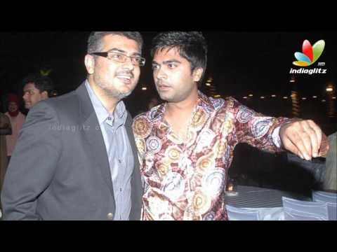 Simbu and Hansika watched Billa 2 at Kamala  theatre | Vaalu...