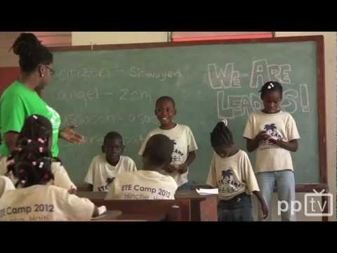 Each One, Teach One - Haiti, 2012