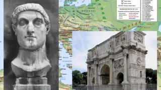 (286. MB) Roman History 27 - Constantine The Great Pt. 1 308-313 AD Mp3