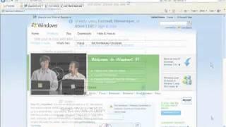Installing Windows 7 2012