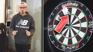 Darts: MarcelScorpion wirft 180 Punkte !!
