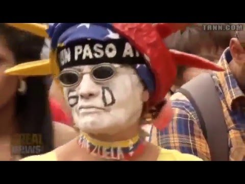 US Meddling in Venezuela's Elections
