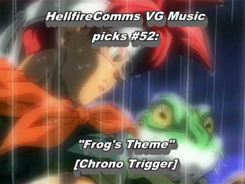 Misc Computer Games - Chrono Trigger - Frogs Theme
