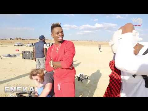 Diamond Platnumz - Eneka (Behind The Scene part 2)