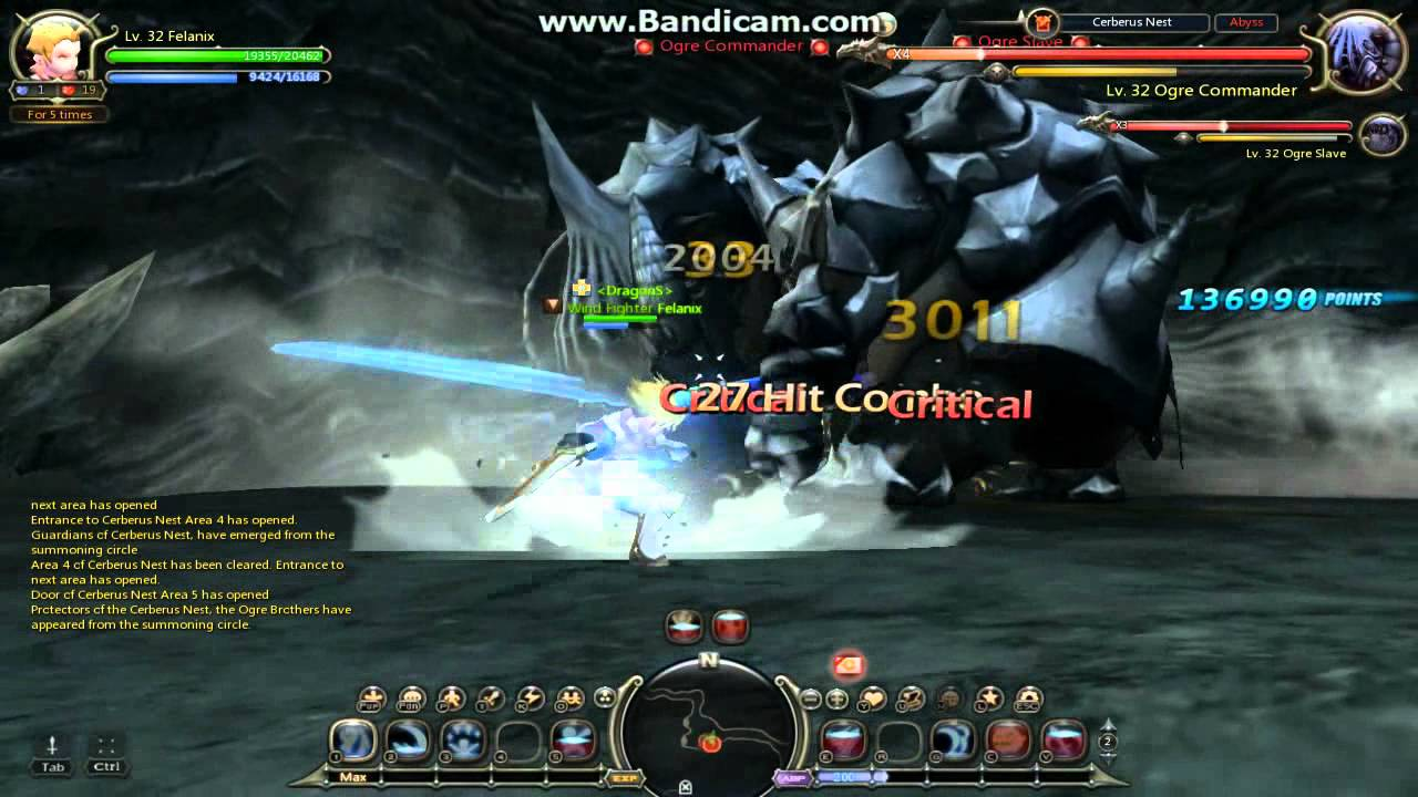 Dragon Nest Sea Character Dragon Nest Sea Sword Master